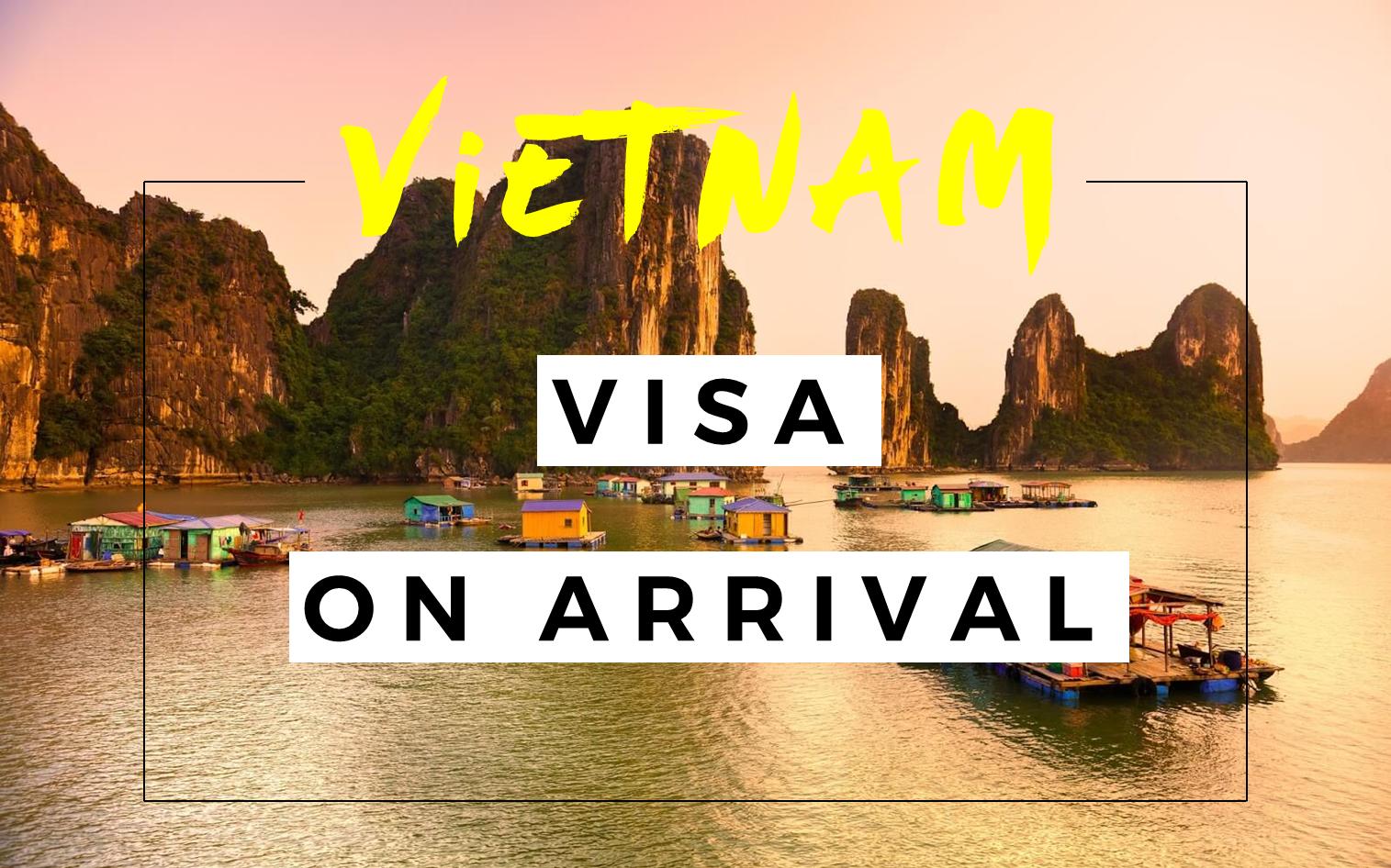 Urgent Apply Vietnam Visa 20 minutes